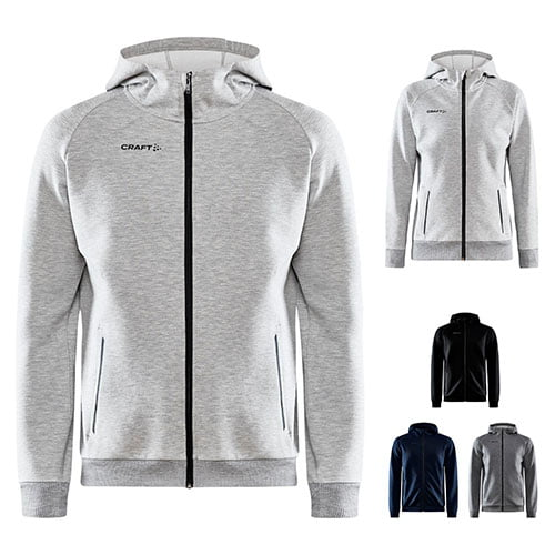 craft core soul full zip hood