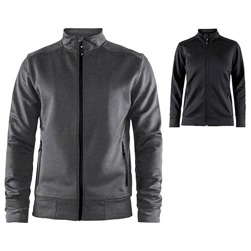 craft noble zip jacket