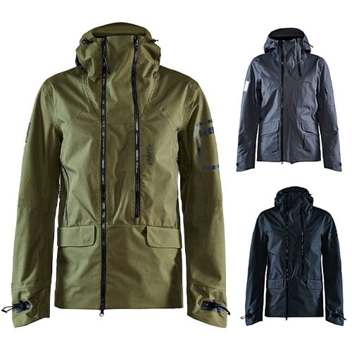 craft polar shell jacket