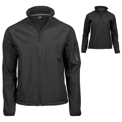 tee jays lightweight performance softshell takki